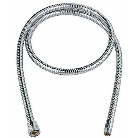 Grohe 46174000 Flessibile Doccia Metallico per Doccette Estraibili Miscelatori Cucina, Cromo