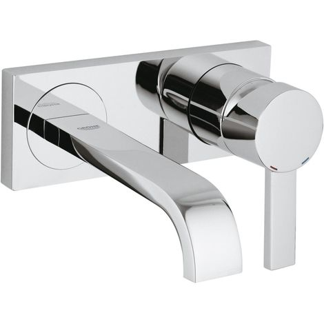 Grohe Allure 2-hole basin mixer S-Size (19309000)