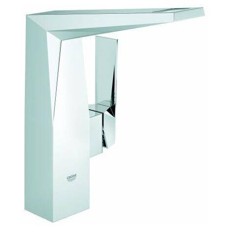 Grohe Allure Brilliant Mezclador monomando para lavabo, tamaño L, sin juego de desagüe - 23112000
