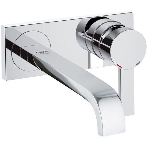 Grohe Allure - Façade de Mitigeur monocommande 2 trous lavabo Taille M (19386000)