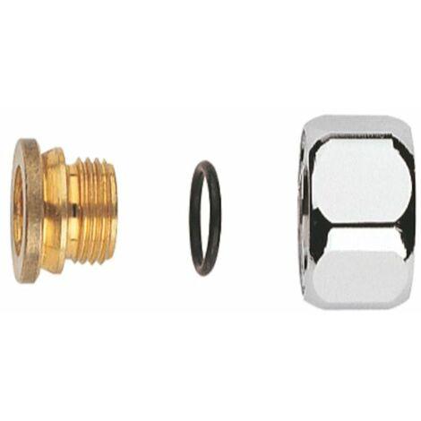 GROHE Anschlussverschraubung 1/2 Zoll, chrom - 45044000