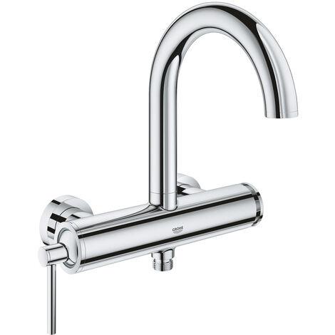Grohe Atrio Single-lever bath mixer 1/2″, Chrome (32652003)