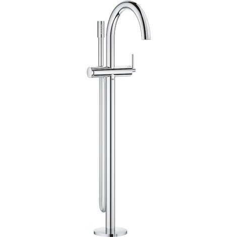 Grohe Atrio Single-lever bath mixer, floor mounted, Chrome (32653003)