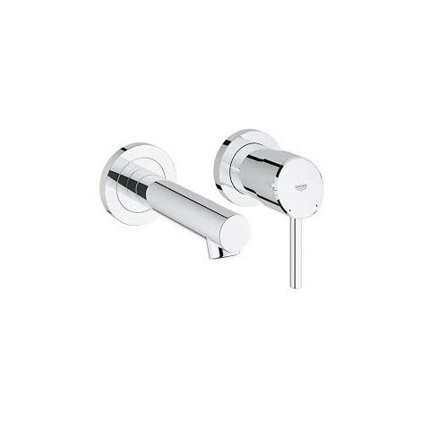 Grohe ATRIO Single Lever mixer Concealed Body, 1/2 Inch, Chrome