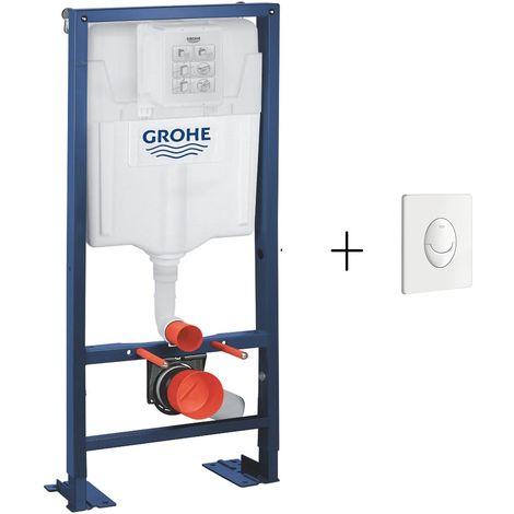 Grohe - Bâti-support + plaque de commande Rapid SL