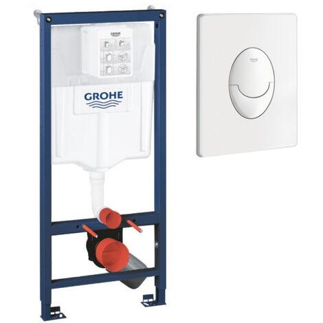 GROHE - Bâti-support pour wc Rapid SL - Pour mur porteur