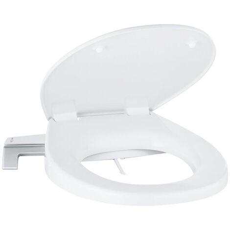 Grohe Bau Ceramic abattant WC japonais lavant 2 bras de douchette intime (39648SH0)