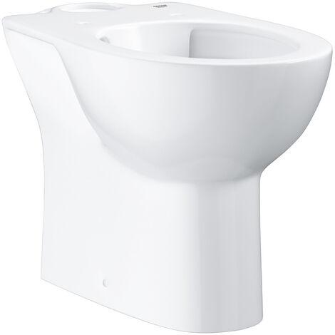 Grohe Bau Ceramic Cuvette WC à poser, blanc alpin (39349000)