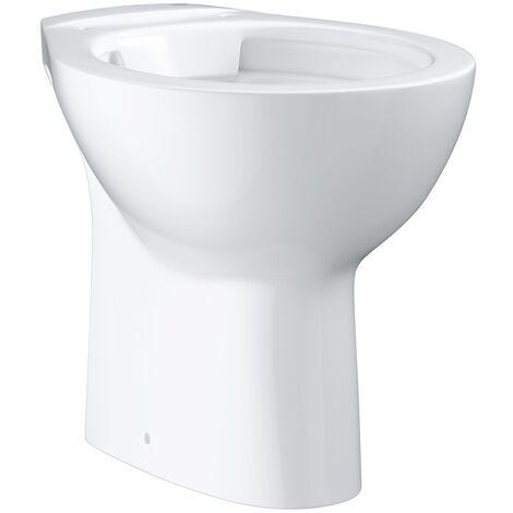 "main image of ""Grohe Bau Ceramic Floor standing WC, Alpine White (39431000)"""