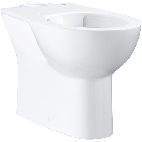 Grohe Bau Ceramic Floor standing WC for close coupled combination