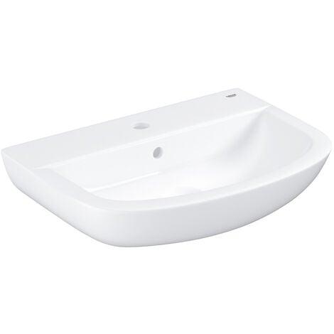 """main image of """"Grohe Bau Ceramic Hanging washbasin 55cm (39440000)"""""""