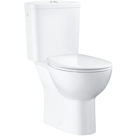 Grohe Bau Ceramic pack wc à poser sans bride (39496000)