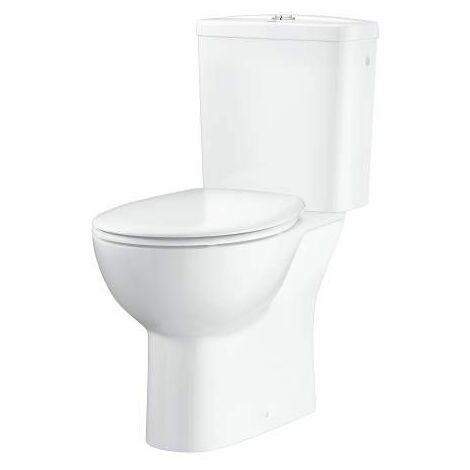Grohe BAU pack wc suelo completo rimless H 39496000