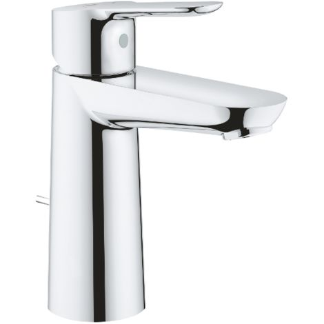 Grohe BauEdge Mezclador Monomando de lavabo 1/2″ Tamaño M 23759000 | Cromado