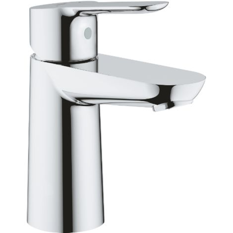 Grohe BauEdge Mezclador Monomando de lavabo 1/2″ Tamaño S 23330000 | Cromado