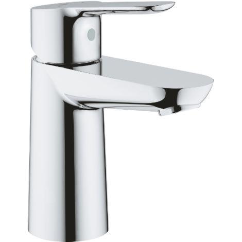 Grohe BauEdge Mitigeur de salle de bain monocommande Chromé