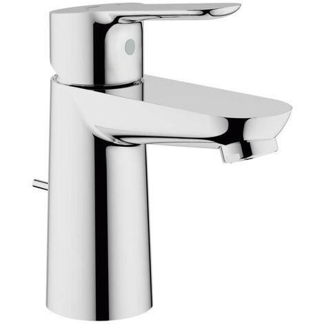 Grohe BauEdge robinet de lavabo, baignoire, douche et une barre 23333+23334