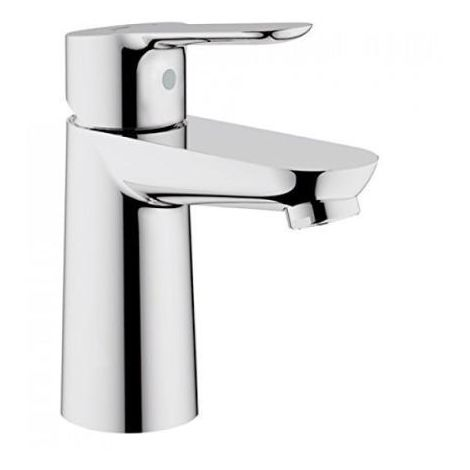 GROHE BauEdge Single Lever Mono Basin Mixer Tap Chrome - 23330000