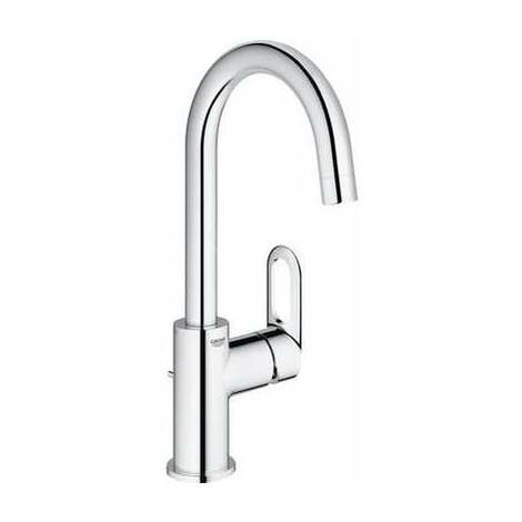 Grohe Bauloop mitigeur monocommande lavabo taille L (23763000)