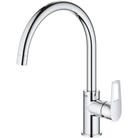 Grohe BAULOOP SINGLE-LEVER SINK MIXER 1/2″, chrome (31368001)