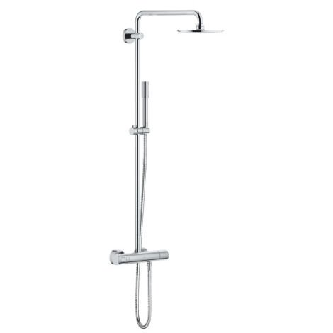 GROHE - Colonne de douche thermostatique Rainshower System 210