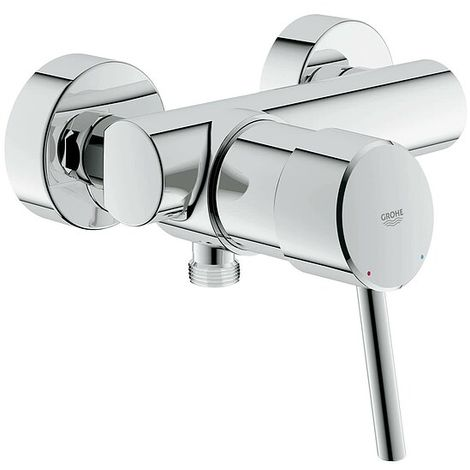 GROHE Concetto Einhand-Brausebatterie - chrom - 32210001