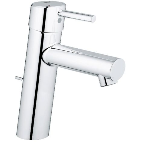 Grohe Concetto Mezclador Monomando de lavabo 1/2″ Tamaño M 23450001   Cromado
