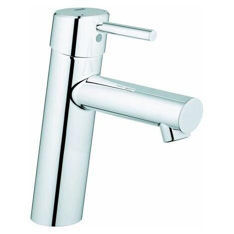 Grohe Concetto Mezclador monomando de lavabo, tamaño M sin desagüe automático - 23451001