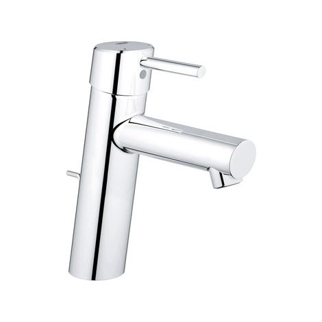 Grohe Concetto one-hand washbasin mixer, M-size with drain set - 23450001