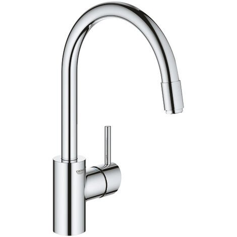 Grohe Concetto - Single lever kitchen mixer (32663003)