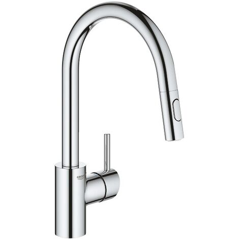 """main image of """"Grohe CONCETTO Single lever sink mixer (31483002)"""""""