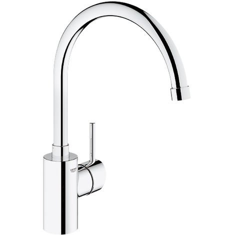 Grohe Concetto Single lever sink mixer high spout