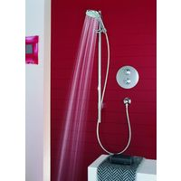 Grohe Conjunto de ducha con barra 4 chorros rainshower classic 160 28770001 | cromado brillante