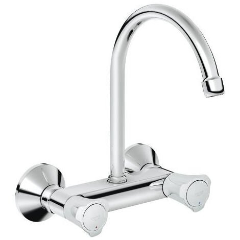 Grohe Costa L Wall sink mixer 1/2″, Chrome (31191001)