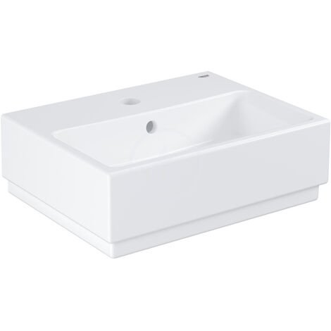 Grohe Cube Ceramic Lave-mains, 455x350 mm, PureGuard, alpine blanc (3948300H)