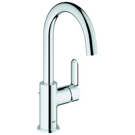 Grohe Einhand-Waschtischarmatur BauEdge 23760 L-Size chrom