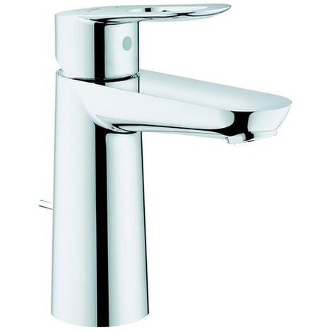 Grohe Einhand-Waschtischarmatur BauLoop 23762 M-Size chrom