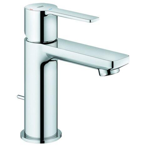Grohe Einhand-Waschtischarmatur Lineare 23790 XS-Size Mittelstellung kalt chrom