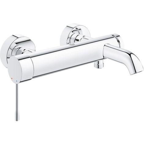 Grohe Essence Mezclador Monomando para baño y ducha 1/2″ 33624001 | Cromato