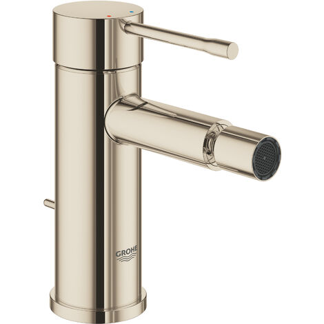 Grohe Essence Mitigeur monocommande Bidet Taille S, nickel (32935BE1)