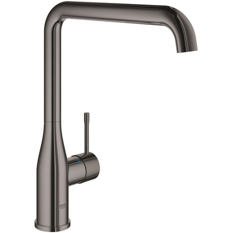 Grohe Essence Single Lever Sink Mixer 1 2 Hard Graphite