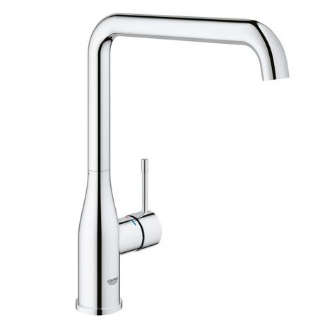 Grohe Essence single lever sink mixer, DN 15, swivel spout