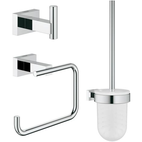 Grohe Essentials Cube 3-in-1 WC set