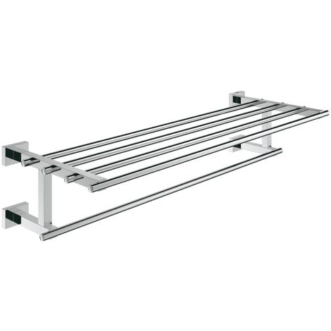 Grohe Essentials Cube Multi-towel rack