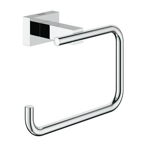 Grohe Essentials Cube Porte Papier Toilette 40507001 | chrome