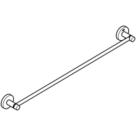Grohe Essentials Double towel rail (40802001)