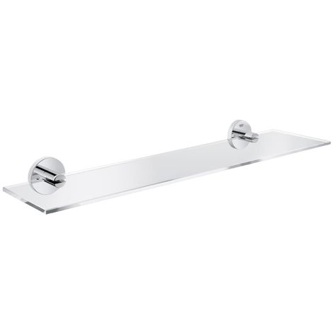 Grohe Essentials Glass shelf