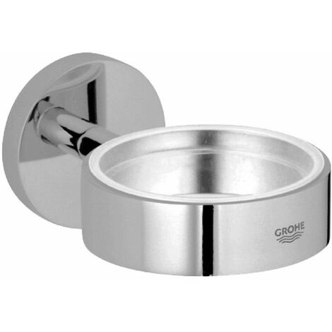 Grohe Essentials Glass/Soap Dish Holder