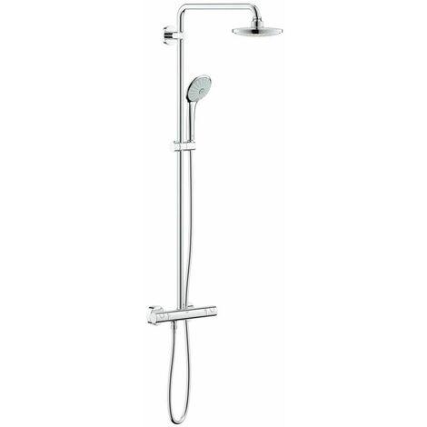 Grohe Euphoria Colonne de douche System 180 avec mitigeur thermostatique