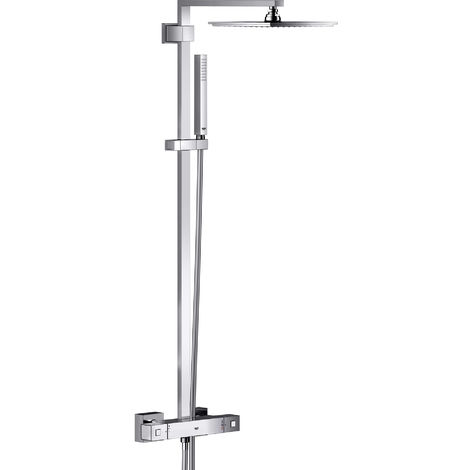Grohe Euphoria Cube shower system with Allure 230 metal shower head - 26087000